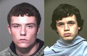 Two teenagers arrested for northwest arsons