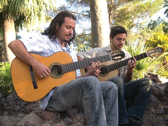 Concerto for Two Guitars
