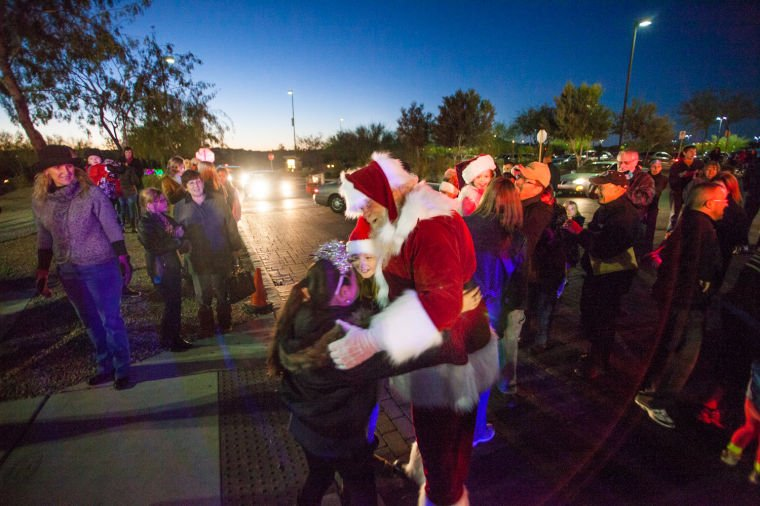 Oro Valley Holiday Tree Lighting Celebration