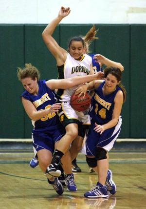 Dorado girls reach state semifinals