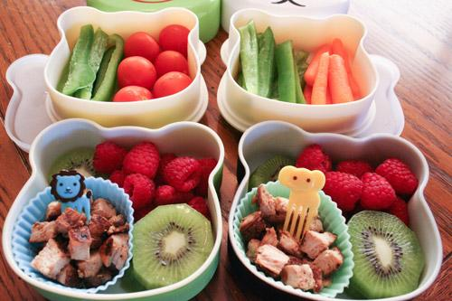 Bento lunches 1