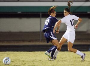 Ironwood Ridge vs Sahuaro Womens Soccer