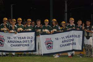 CDO Little League state champions