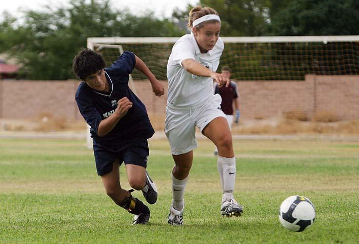 Green Fields soccer tourney kicks off