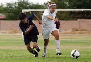 Green Fields soccer tourney kicks off