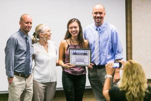 As program grows, Mountain View High School honors AP successes