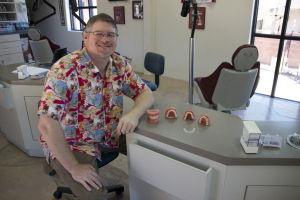 Kyger Orthodontist - Hannah McLeod/Explorer Newspaper