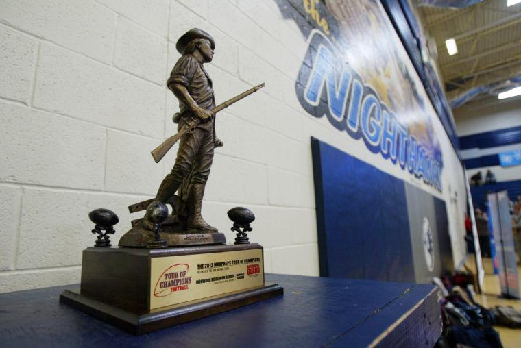 Army National Guard national ranking trophy