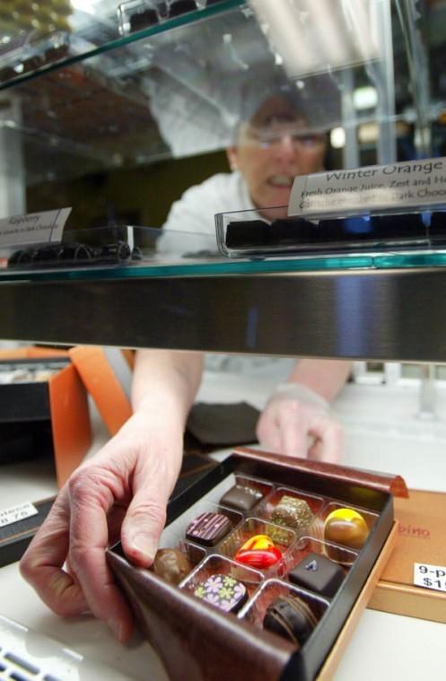 Sabino Artisan Chocolates 6