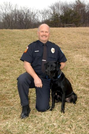 Jester: Jester, a lovable black lab, died November 21, with his handler at his side.  He was 12 years old and enjoyed a 7-year career in the fire service.