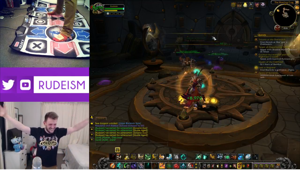 Gamer hits level 100 in 'World of Warcraft' on dancepad