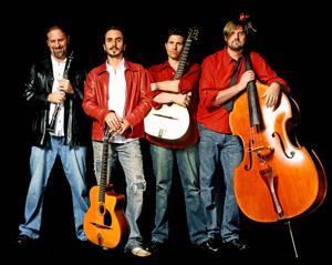 Gonzalo Bergara Quartet