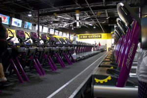 Planet Fitness: The philosophy of Planet Fitness is to have a place where members can be comfortable and workout without feeling judged. Planet Fitness in Oro Valley opened on Feb. 2.  - Hannah McLeod/The Explorer