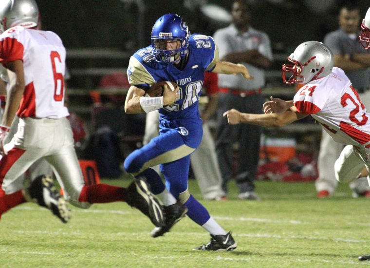 Pusch Ridge vs Santa Cruz Valley Football
