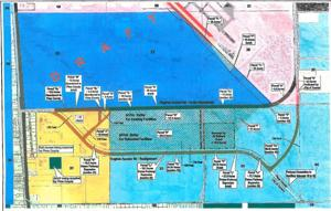 County approves realignment of Hughes Access Road