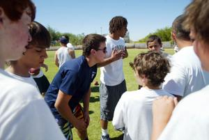 CDO Youth Football Camp
