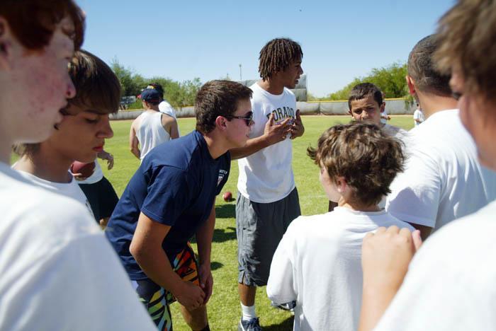 CDO Youth Football Camp