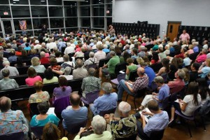 LD26 candidates spar at OV debate