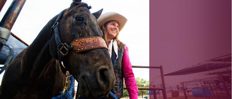U of A rodeo