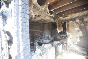 Northwest house fire