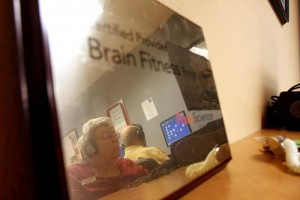 To stay sharp, exercise the brain
