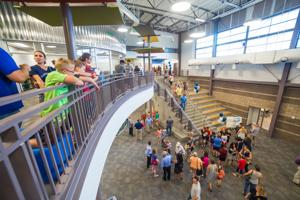Gladden Farms Elementary celebrates opening