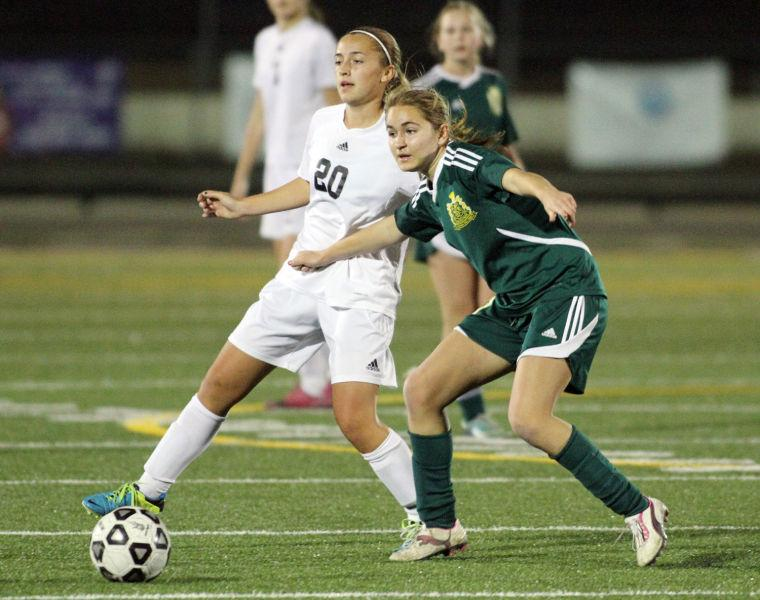 Canyon Del Oro vs Mountain View high school soccer