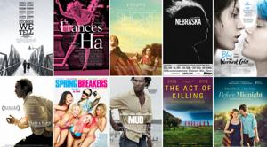 Top 10 Movies of 2013