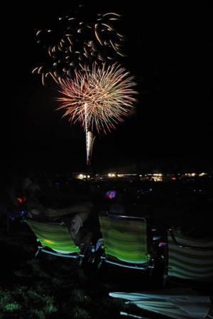 Marana fireworks