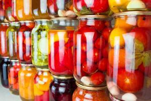 Nonperishable foods