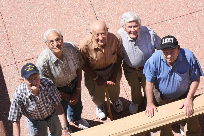 'Free' trip for WWII vets paid long ago