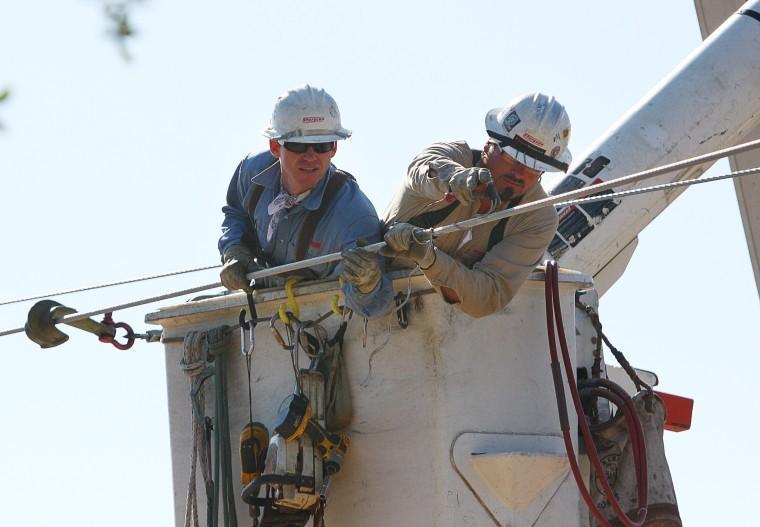 Power line assessment