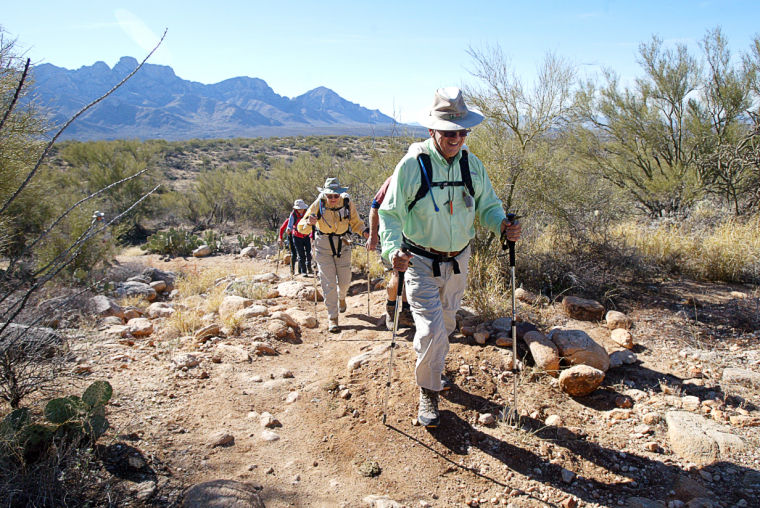 10,000-Mile Hikers