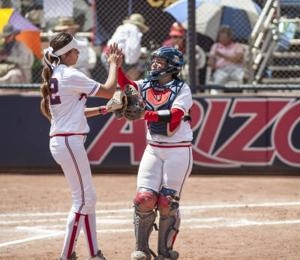 U of A softball