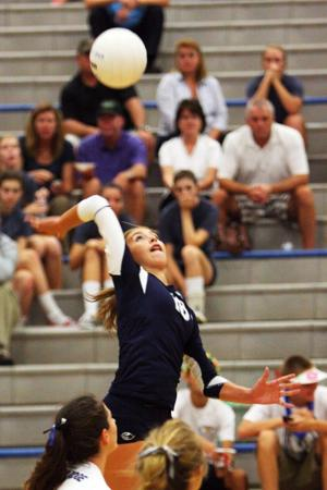 Ironwood Ridge volleyball