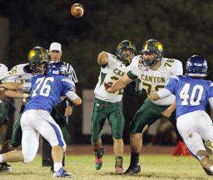 Canyon Del Oro vs Catalina Foothills football