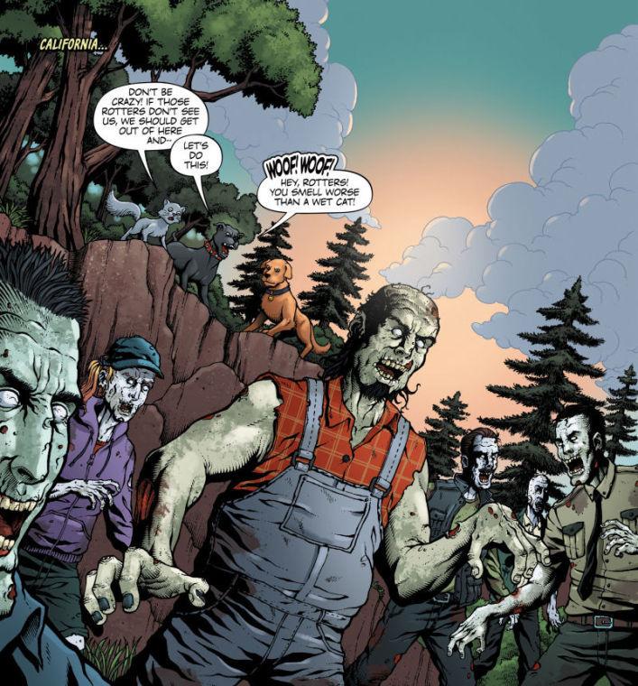'Rex, Zombie Killer' journey gets even more incredible