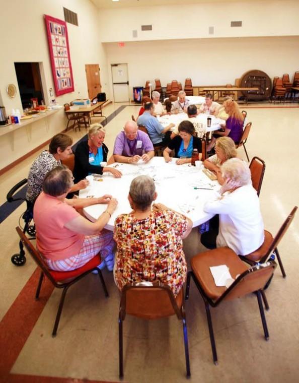 Seniors adapt to new ways