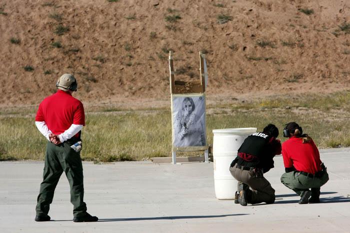 Nationwide ammo shortage hits police