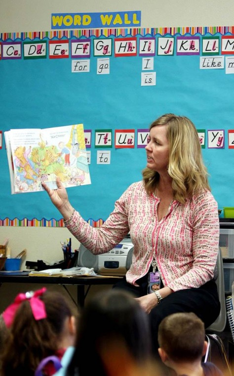 In Marana, kids are better readers