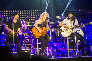 The Band Perry: The Band Perry closed out Day 2 of Country Thunder - J.D. Fitzgerald/The Explorer
