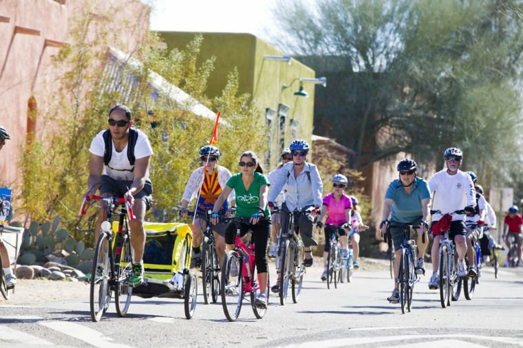Ride On, Tucson!