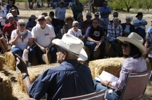 Settler's Day: Plenty of people attended the weekend event in Oro Valley.  - Don Boorse/Special to The Explorer