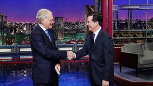 Prime Time Review: CBS Announces Premier of Stephen Colbert's The Late Show Sept. 8