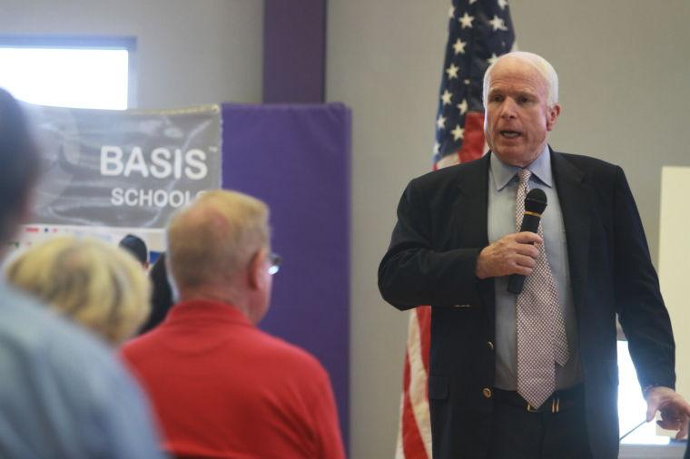 U.S. Sen. John McCain Town Hall Address