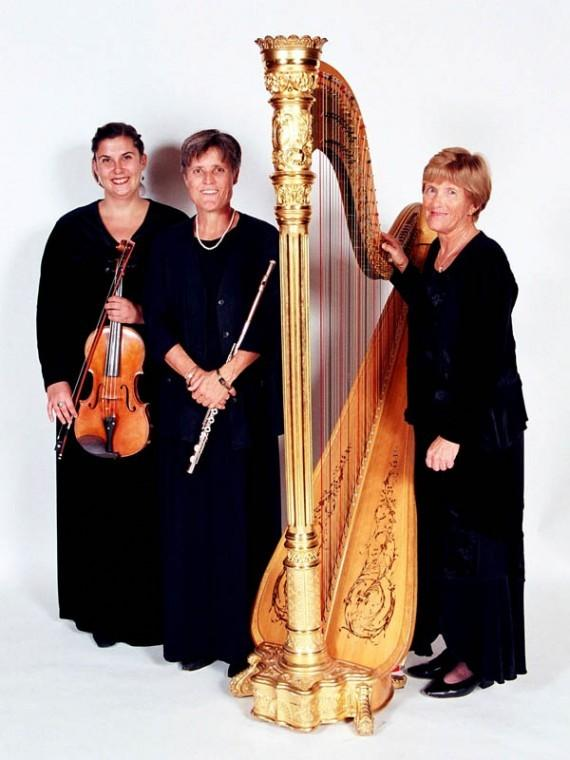 TSO Flute Viola Harp Trio