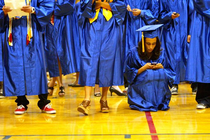Marana graduation 5
