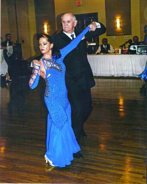 Ballroom dancing good for the mind, body and soul