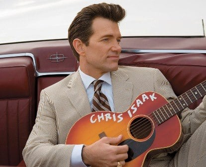 Chris Isaak - Fox Tucson Theatre