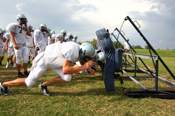 Ironwood Ridge High School Football